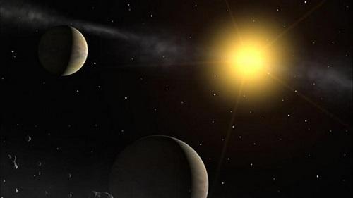 Ученые: вСолнечной системе раньше доэтого было две звезды