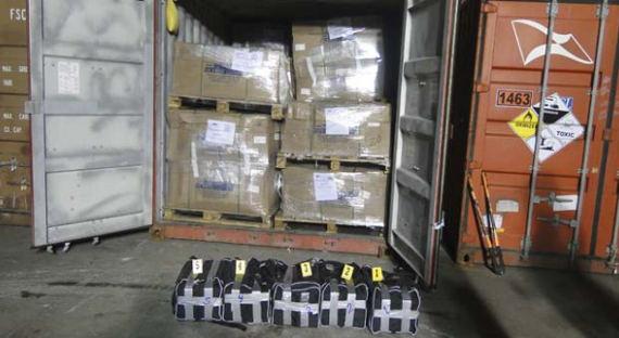 ВНидерландах арестовали подозреваемых втранспортировке 4,5 тонны кокаина