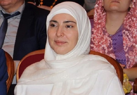 Супругу муфтия Дагестана Айну Гамзатову выдвинули впрезиденты РФ