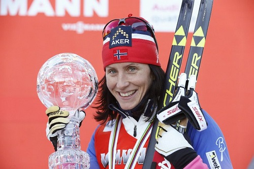 Норвежка Бьорген считает несправедливой дисквалификацию русских лыжников