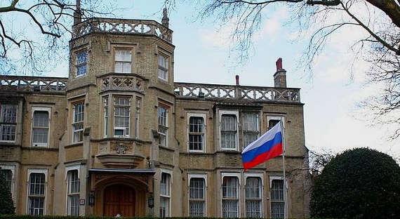 ПосольствоРФ: британский МИД отказался объяснять расследование поделу Скрипалей