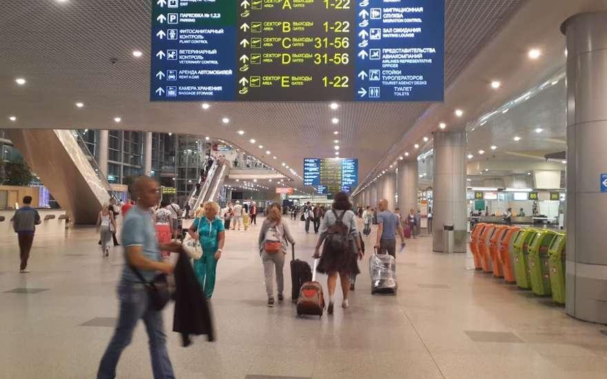 Росавиация подтвердила, что в домодедовском аэропорту в зале прилетов около 16:30 произошел взрыв