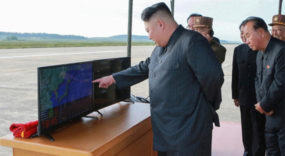 КНДР хочет подорвать водородную бомбу вТихом океане