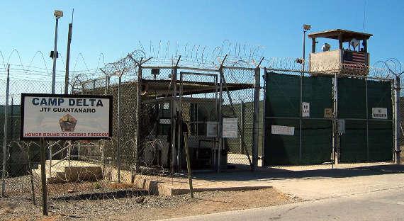 Трамп хочет подписать указ осохранении тюрьмы вГуантанамо