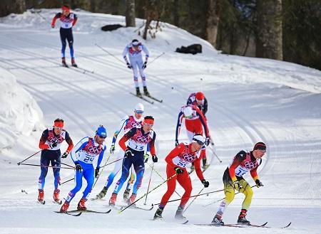 FIS отстранила от состязаний  дисквалифицированных МОК русских  лыжников