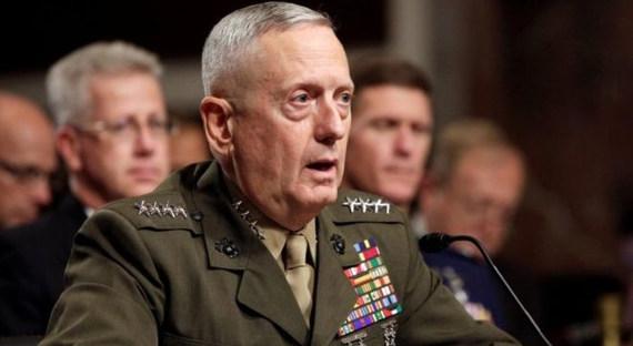 Шеф Пентагона допустил возможность ядерного удара поКНДР без разрешения конгресса