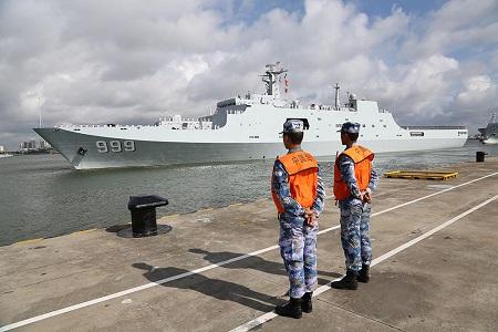 КНР  построит военно-морскую базу, чтобы нанести удар поИндии