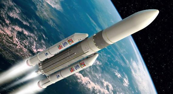Arianespace потеряла связь сракетой-носителем Ariane 5