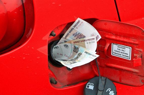 ВКрасноярске бензин стоит дешевле, чем всреднем по РФ