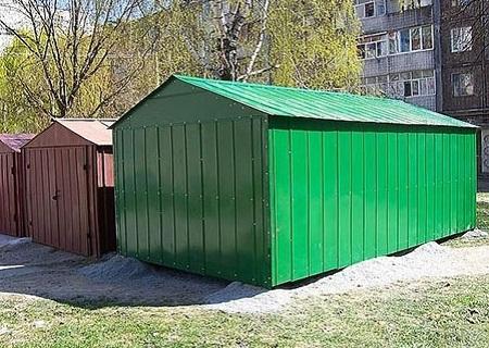 Построить двухэтажный гараж своими руками