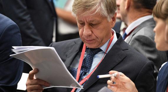 Прежний 1-ый вице-губернатор Приморья Василий Усольцев встретит Новый год дома