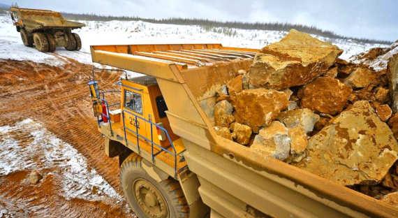 Запасы золотого месторождения Сухой Лог оценили в 40 миллионов унций золота