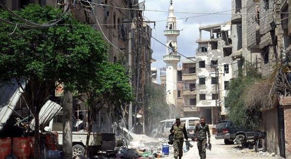 ВСирии обстреляли автобус сроссийскими репортерами: трое пострадавших