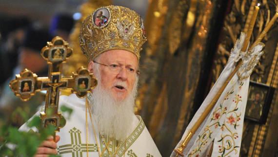 Патриарх Варфоломей объявил, что Украина вскоре получит автокефалию