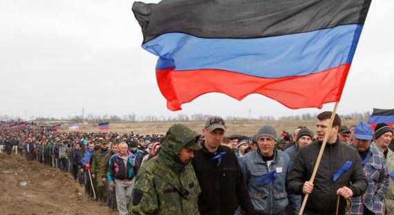 Захваченный Донбасс пока может быть частью только Украины— Дейнего