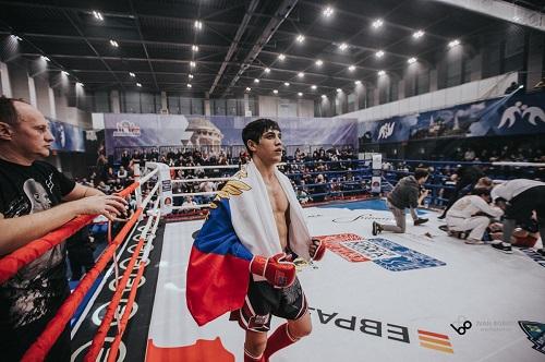 Дагестанцы принесли РФ шесть золотых наград чемпионата мира поММА