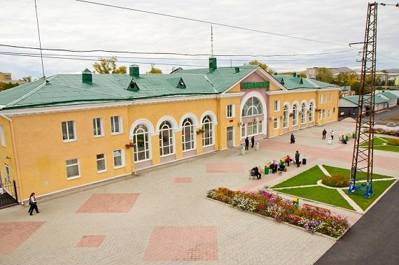 РЖД выделит 700 млн руб. нареконструкцию вокзалов кУниверсиаде вКрасноярске
