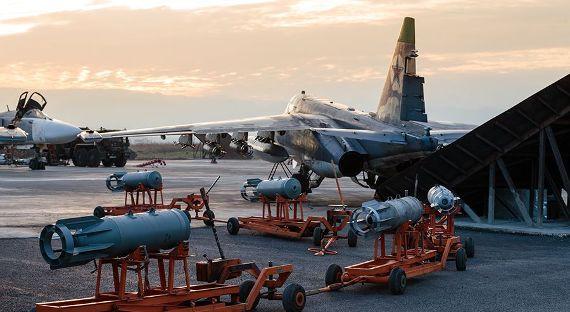 Минобороны показало атаковавшие русские объекты вСирии беспилотники
