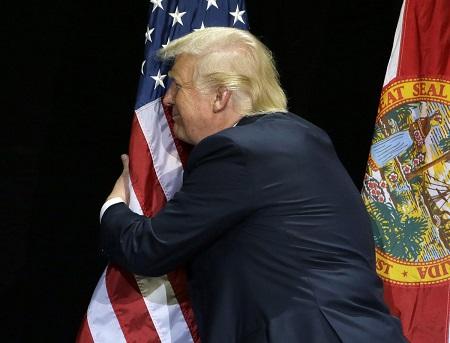 1 ВГосдепе США пришли вярость из за признательности Трампа вадрес Владимира Путина