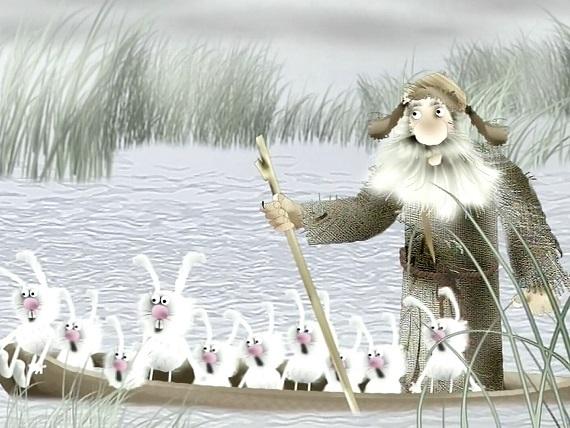 Смешные картинки о деде мазае и зайцах