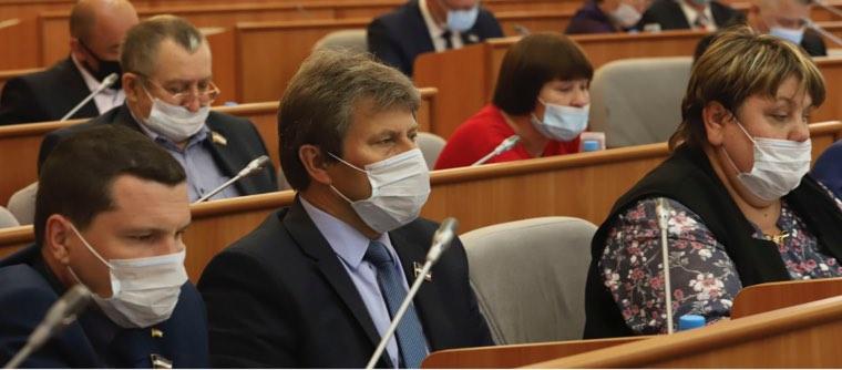 Парламентарии Хакасии