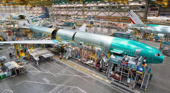 Вирус WannaCry атаковал системы американской авиастроительной компании Boeing