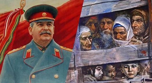 Только 11% украинцев хотелибы жить при таком руководителе, как Сталин [инфографика]