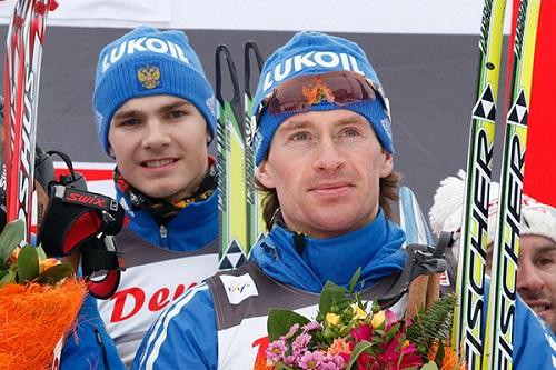 МОК пожизненно дисквалифицировал русских  лыжников Легкова иБелова
