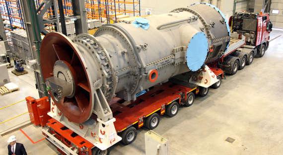 Siemens несмог обосновать всуде «обман» поделу огазовых турбинах