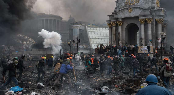ВВашингтоне предрекли свержение «одиозных элит» государства Украины