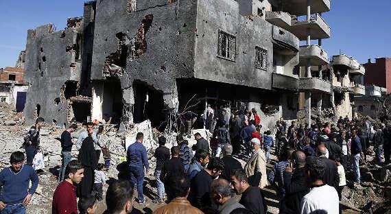 ВВосточную Гуту смогли вернуться 6,5 тысячи сирийцев