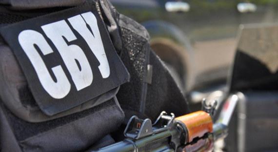 Работники  СБУ вторглись  в кабинет  РИА Новости Украина