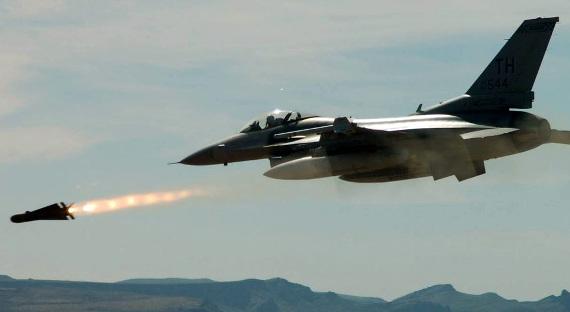 При налете ВВС коалиции вСирии погибли 29 человек