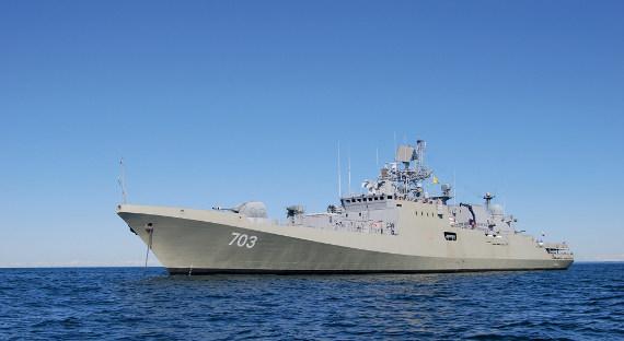 РФ направила вСредиземное море фрегат скрылатыми ракетами «Калибр»
