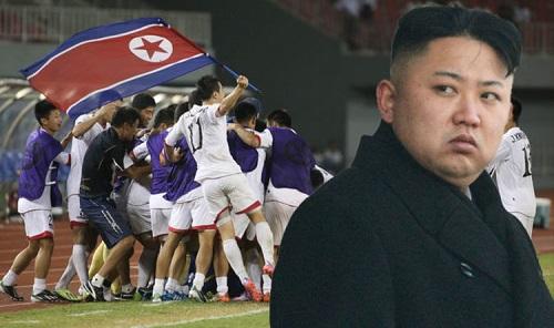 Власти Австралии запретили заезд встрану сборной КНДР (U-19)