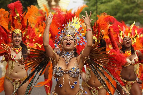 Сегодня в Рио начинается карнавал