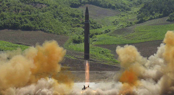 Ядерная вражда может начаться влюбой момент— Дипломат КНДР