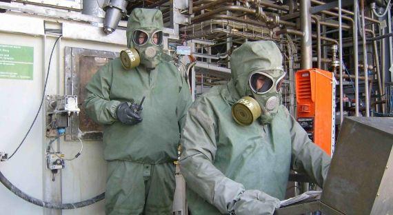 Уничтожены боеприпасы слюизитом— РФ ликвидирует химоружие