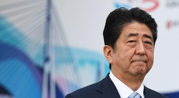 Абэ поведал означении мирного контракта сРоссией