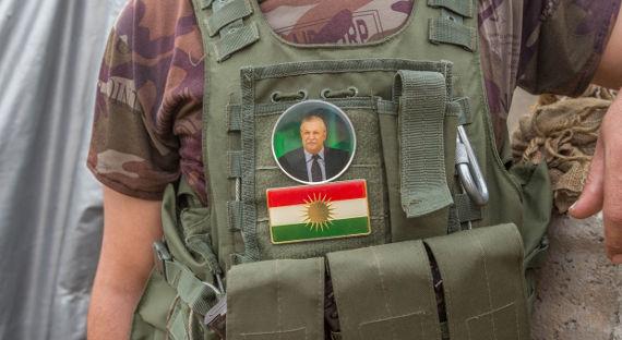 ВКиркуке произошли столкновения между силами Ирака икурдским ополчением