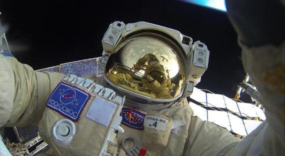 Русский экипаж МКС три раза выйдет воткрытый космос в 2018-ом