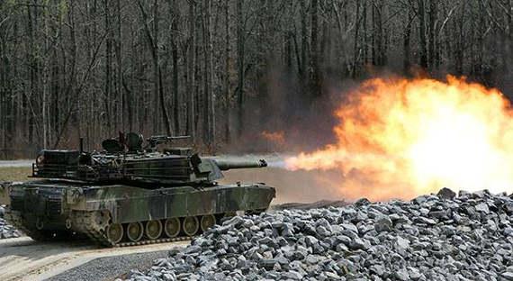 ВПольшу прибыла еще  одна танковая дивизия США