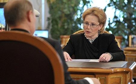 Российский Минздрав обвинил в эпидемии гриппа Украину