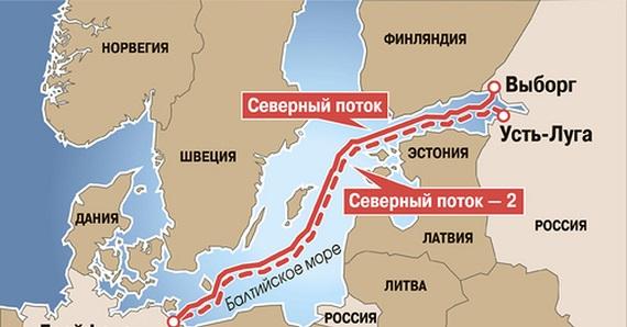 «Северный поток-2» решили перекрыть новыми аргументами