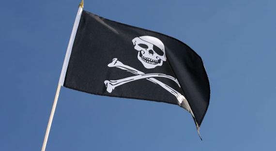 Российская Федерация заняла 2-ое место поколичеству посещений пиратских интернет-ресурсов