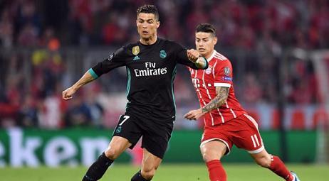 «Реал» снова победит «Баварию» ивыйдет вфинал— Прогноз Фонбет