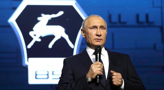 Путин: русские спортсмены могут выступить наОлимпиаде под нейтральным флагом