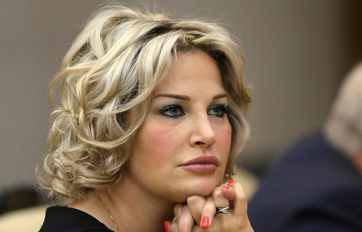 Мария Максакова сообщила  освязи убийцы мужа с«сечинским» генералом ФСБ