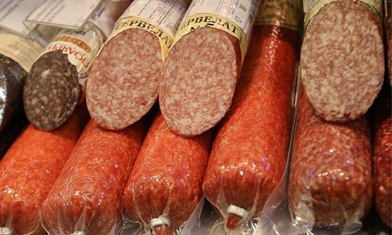 ВКрасноярске 90% колбасы— фальсификат