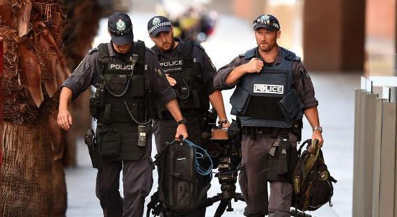 Австралийская милиция предупредила онеизбежности крупного теракта вСиднее